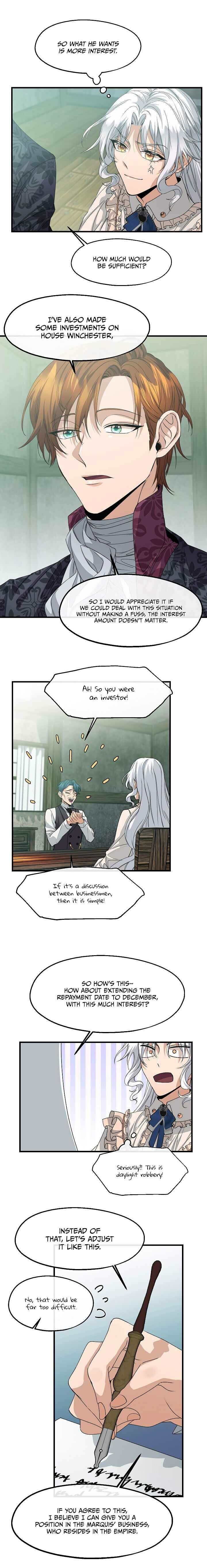 Don'T Call Me Sister Chapter 19 page 6 - Mangakakalots.com