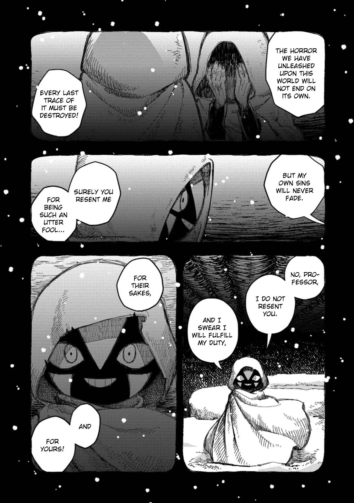 Rojica To Rakkasei Chapter 14: Shii-San's Long Day page 29 - Mangakakalots.com