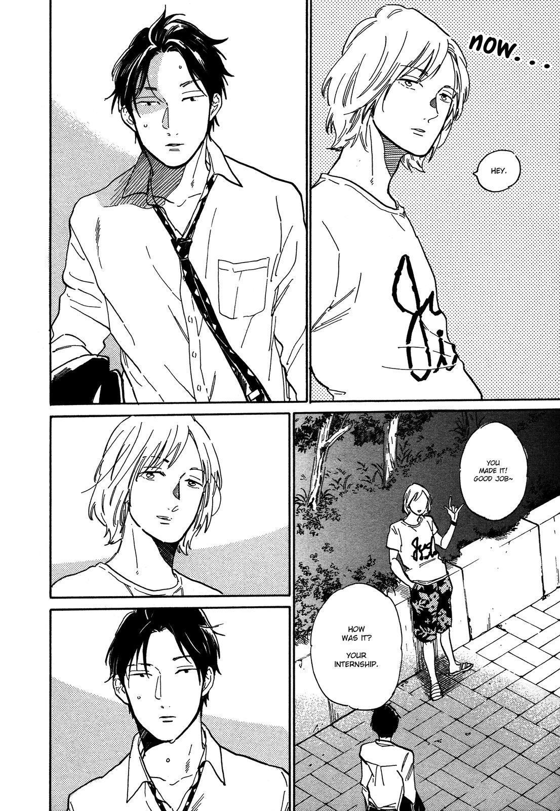 Stay Gold (Hideyoshico) Chapter 19 page 21 - Mangakakalots.com