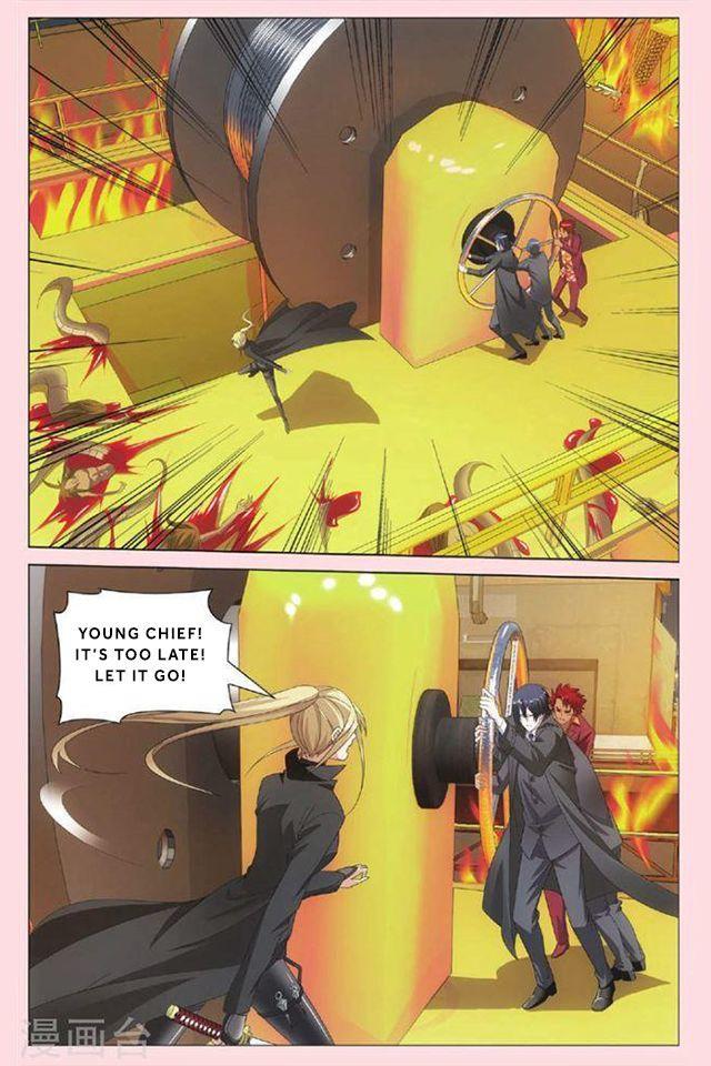Dragon Raja 3 Chapter 25 page 3 - Mangakakalots.com