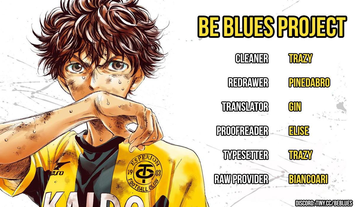 Ao Ashi Vol.13 Chapter 133: L page 20 - Mangakakalots.com