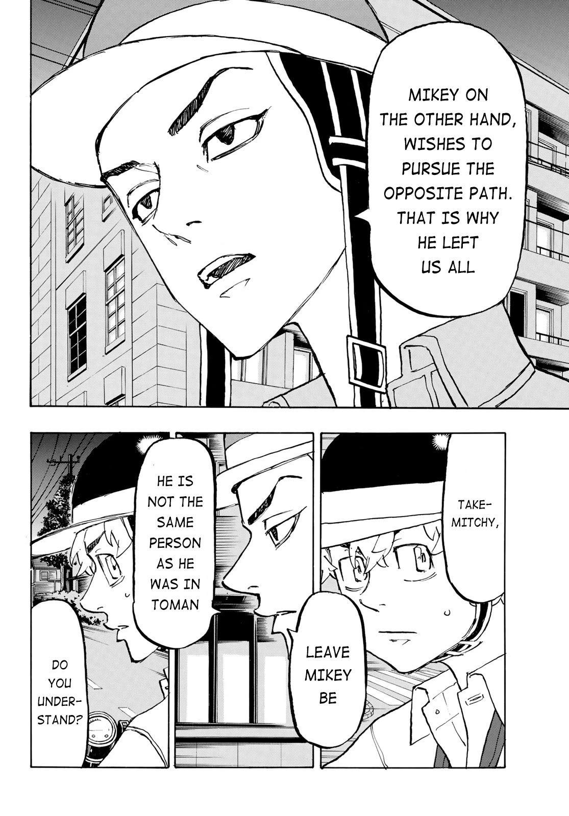 Tokyo Manji Revengers Chapter 210: Face The Music page 6 - Mangakakalots.com