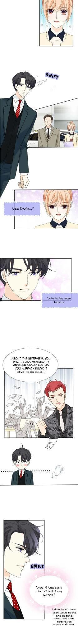 Lee Bom , Be Mine Chapter 17 page 14 - Mangakakalots.com