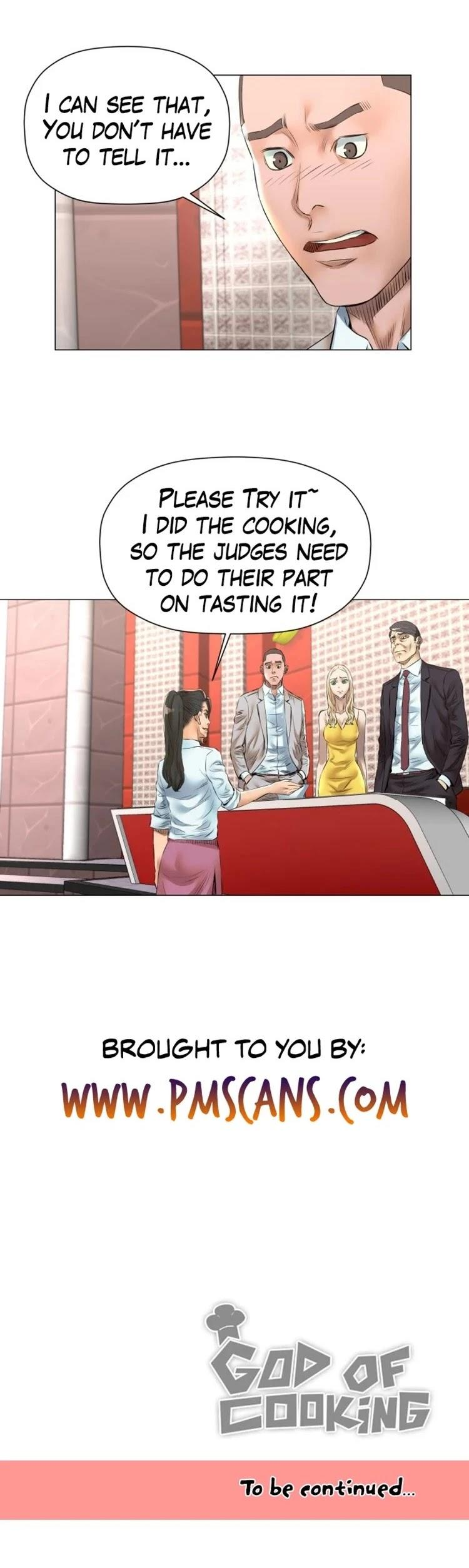 God Of Cooking Chapter 36 page 22 - Mangakakalots.com