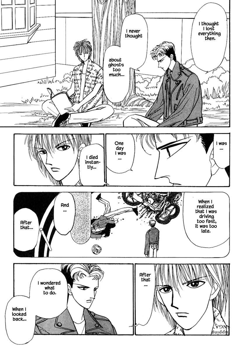 Shi To Kanojo To Boku Chapter 12.1 page 19 - Mangakakalots.com