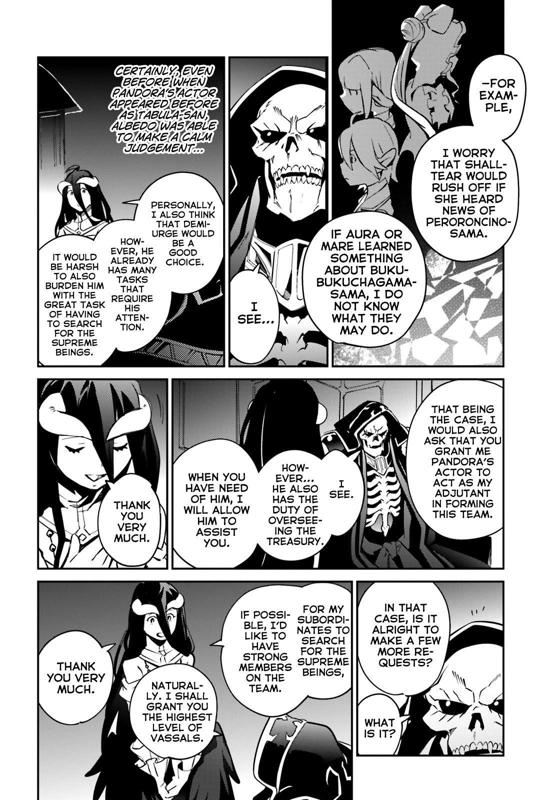 Overlord Chapter 66 page 22 - Mangakakalots.com