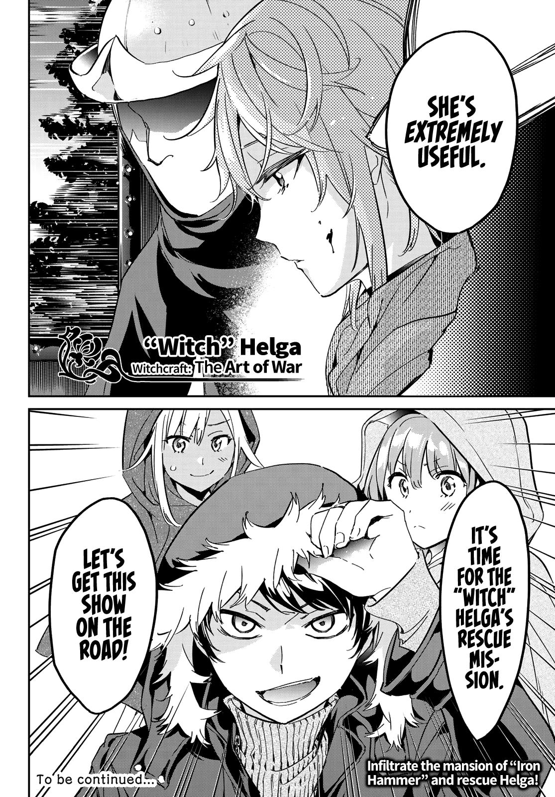 Tricks Dedicated To Witches Chapter 11: The Strongest Witch page 20 - Mangakakalots.com
