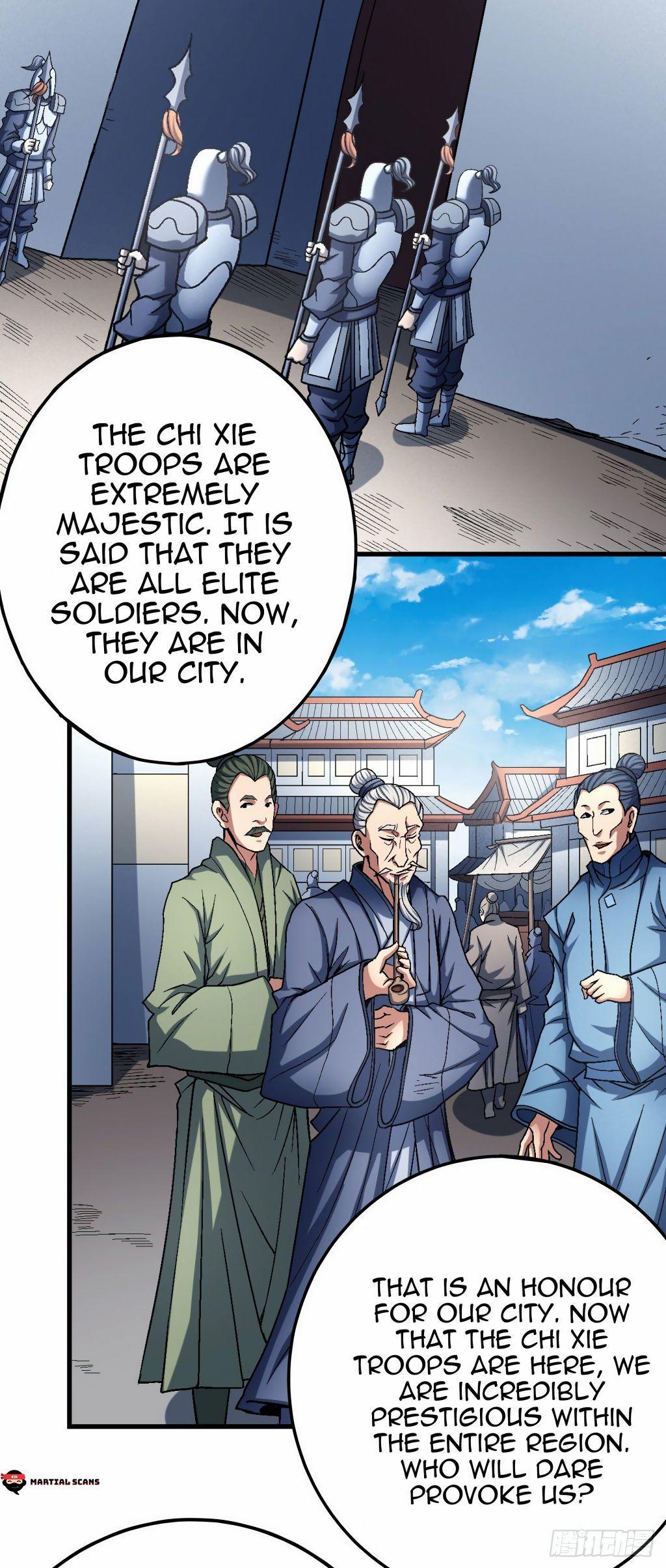 God Of Martial Arts Chapter 116.2 page 6 - Mangakakalots.com