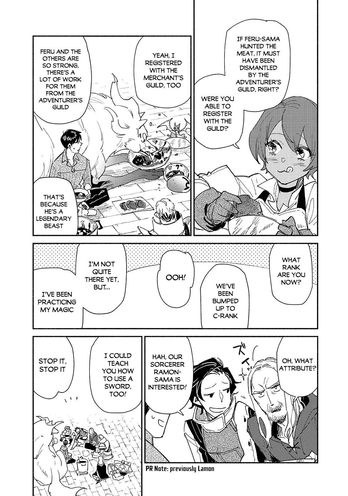 Tondemo Skill De Isekai Hourou Meshi Chapter 43: Entering The Dungeon page 23 - Mangakakalots.com