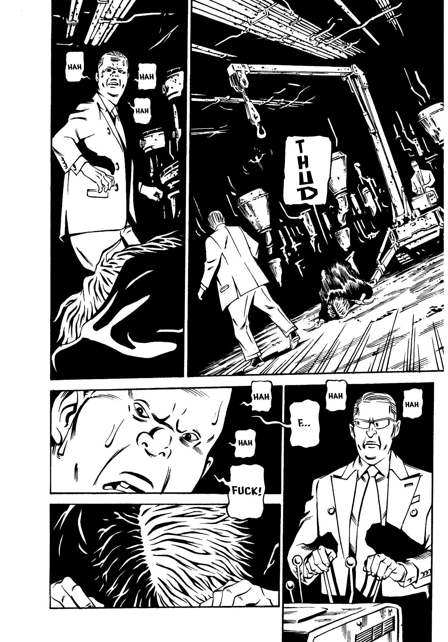 Deathco Chapter 12: The Playground (2) page 22 - Mangakakalots.com