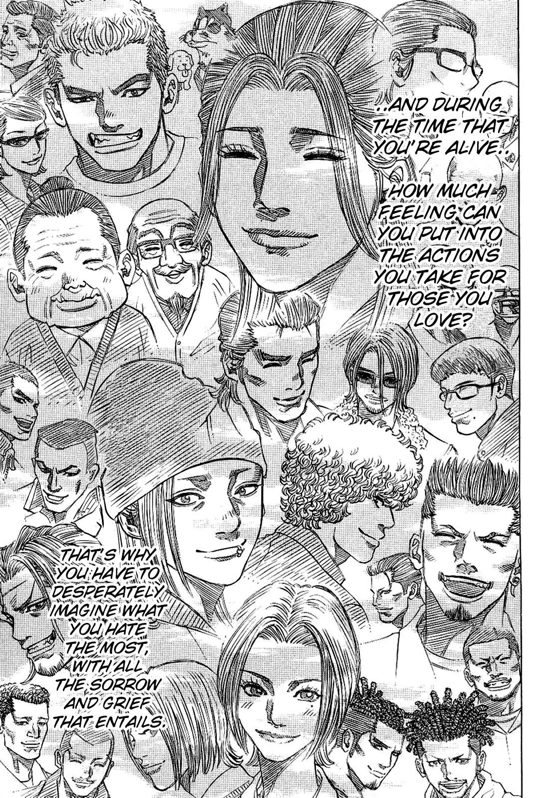 Gang King Vol.10 Chapter 71: Imagination page 18 - Mangakakalots.com