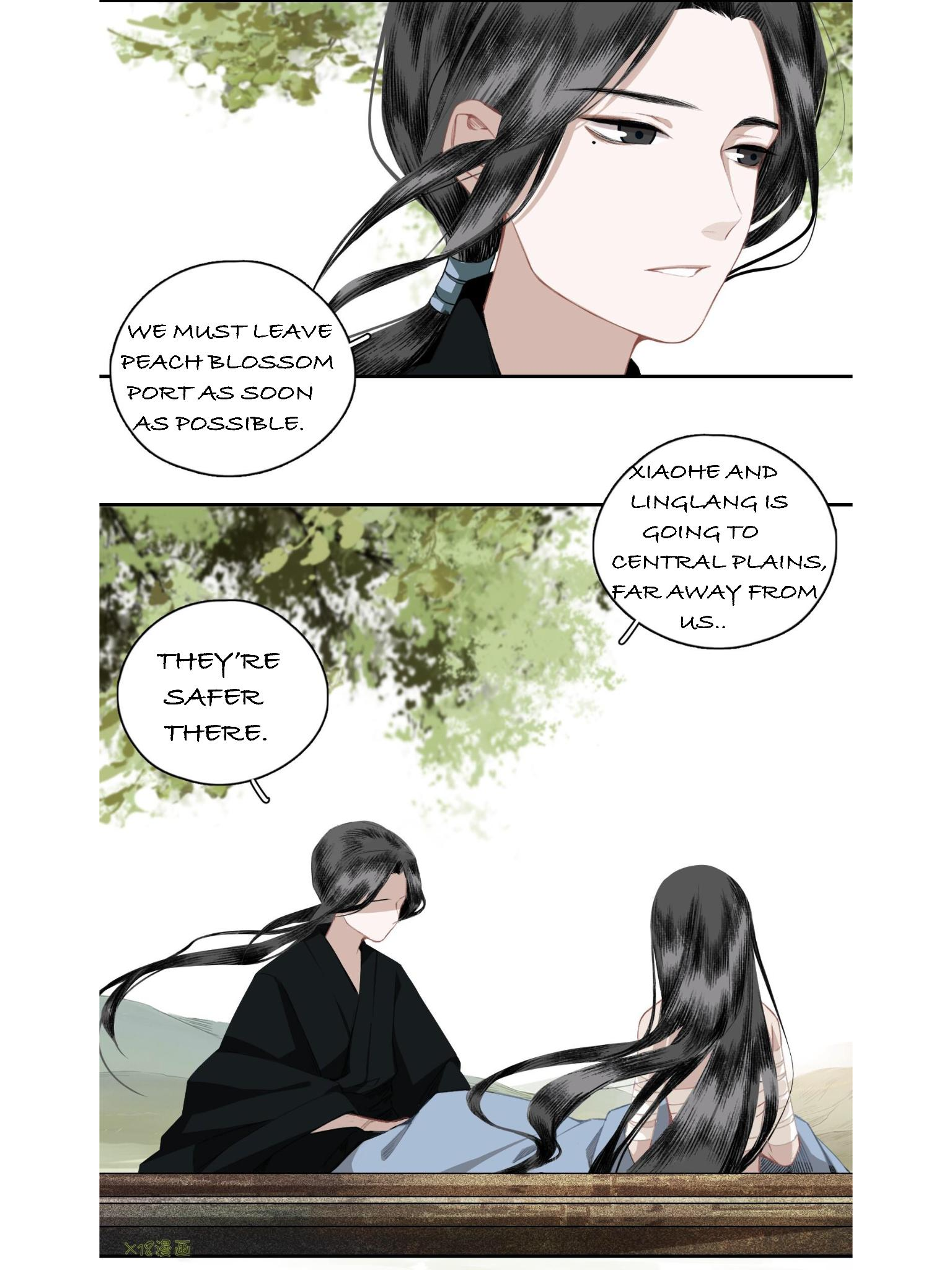 I Accidentally Saved The Jianghu'S Enemy Chapter 8.2 page 6 - Mangakakalots.com