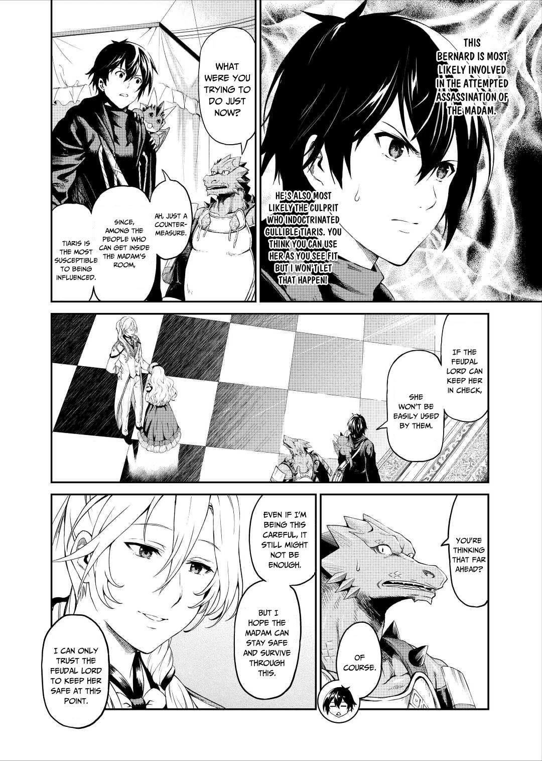 Sozai Saishuka No Isekai Ryokouki Chapter 32 page 17 - Mangakakalots.com