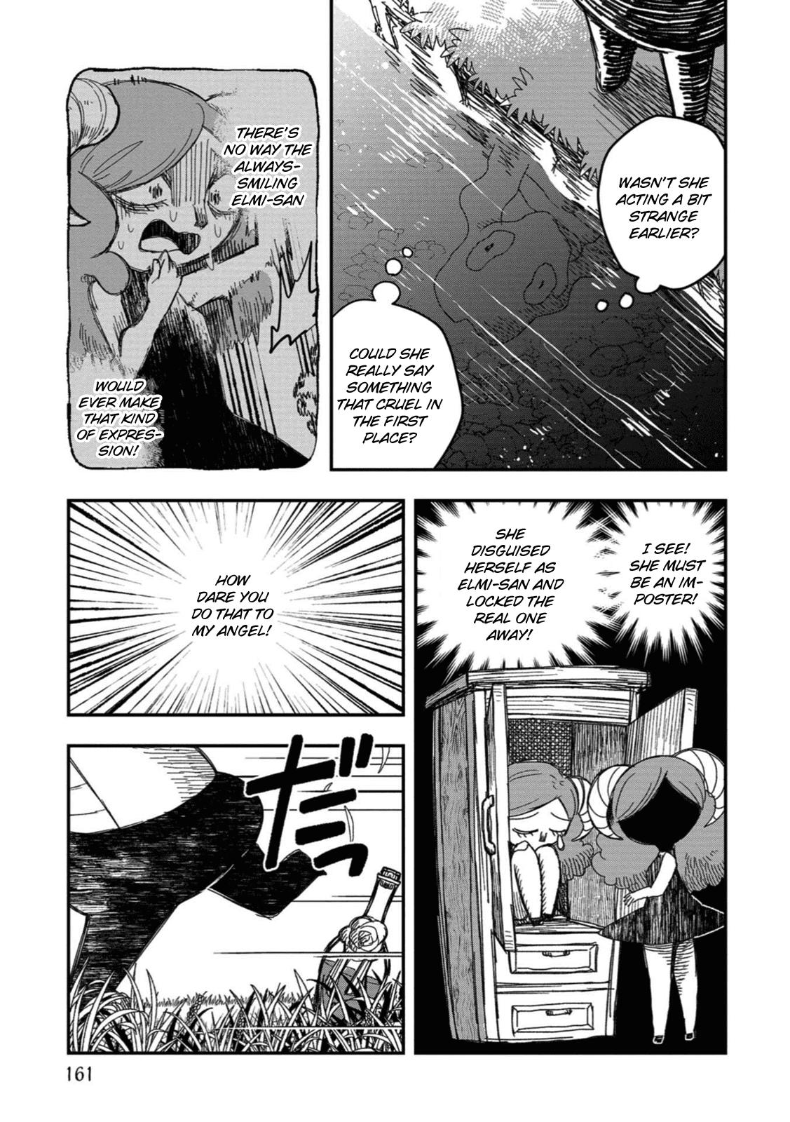 Rojica To Rakkasei Chapter 16: Love And Illusion page 15 - Mangakakalots.com