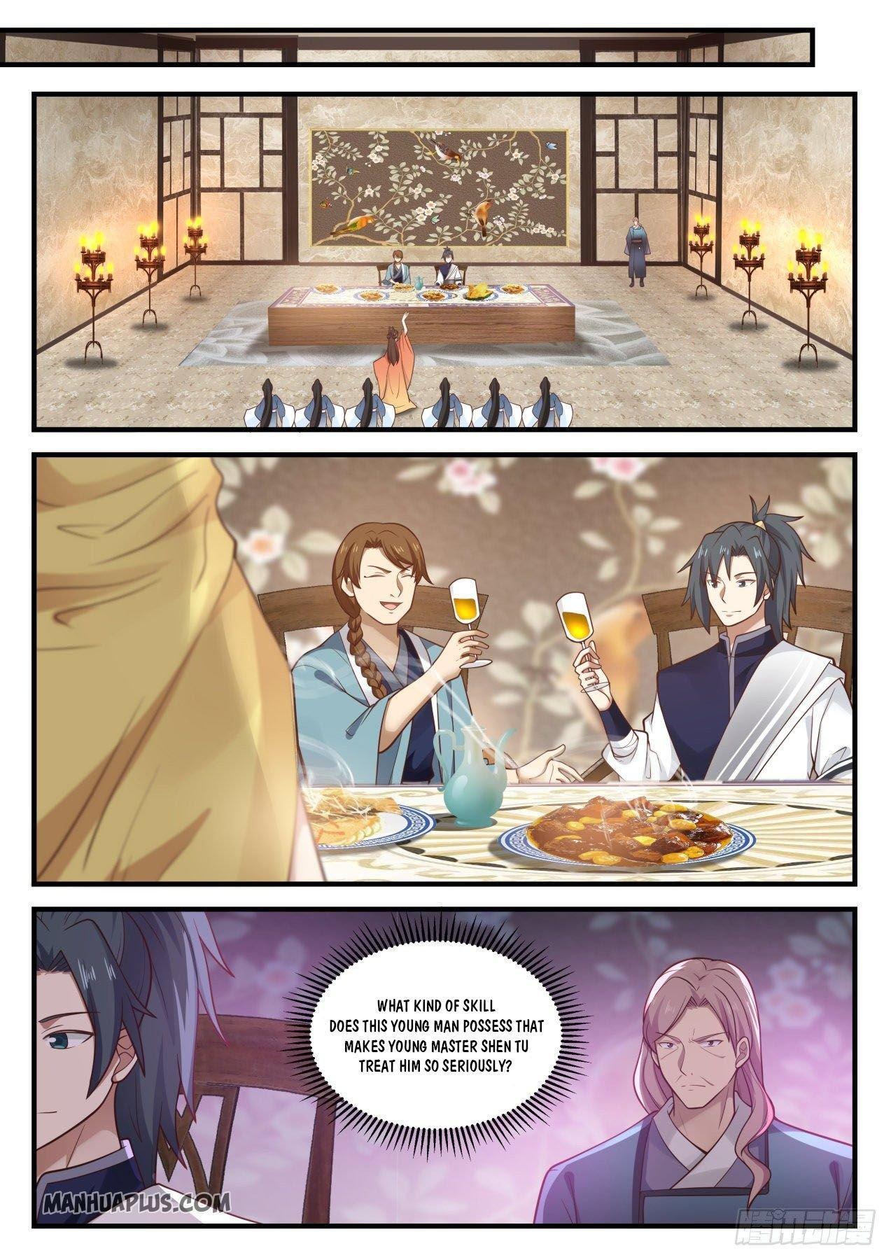 Martial Peak Chapter 904 page 5 - Mangakakalots.com