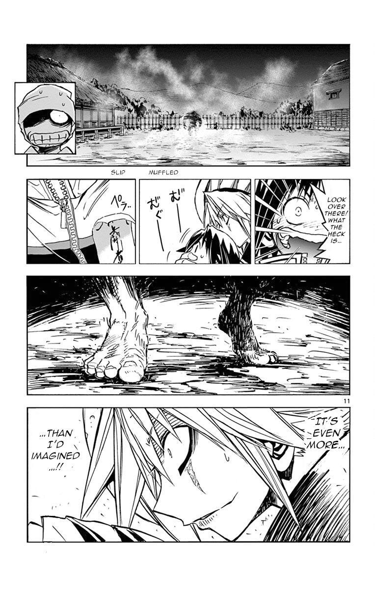 Uruha No Sekai De Arisugawa Vol.2 Chapter 9: Evil Spirit page 11 - Mangakakalots.com