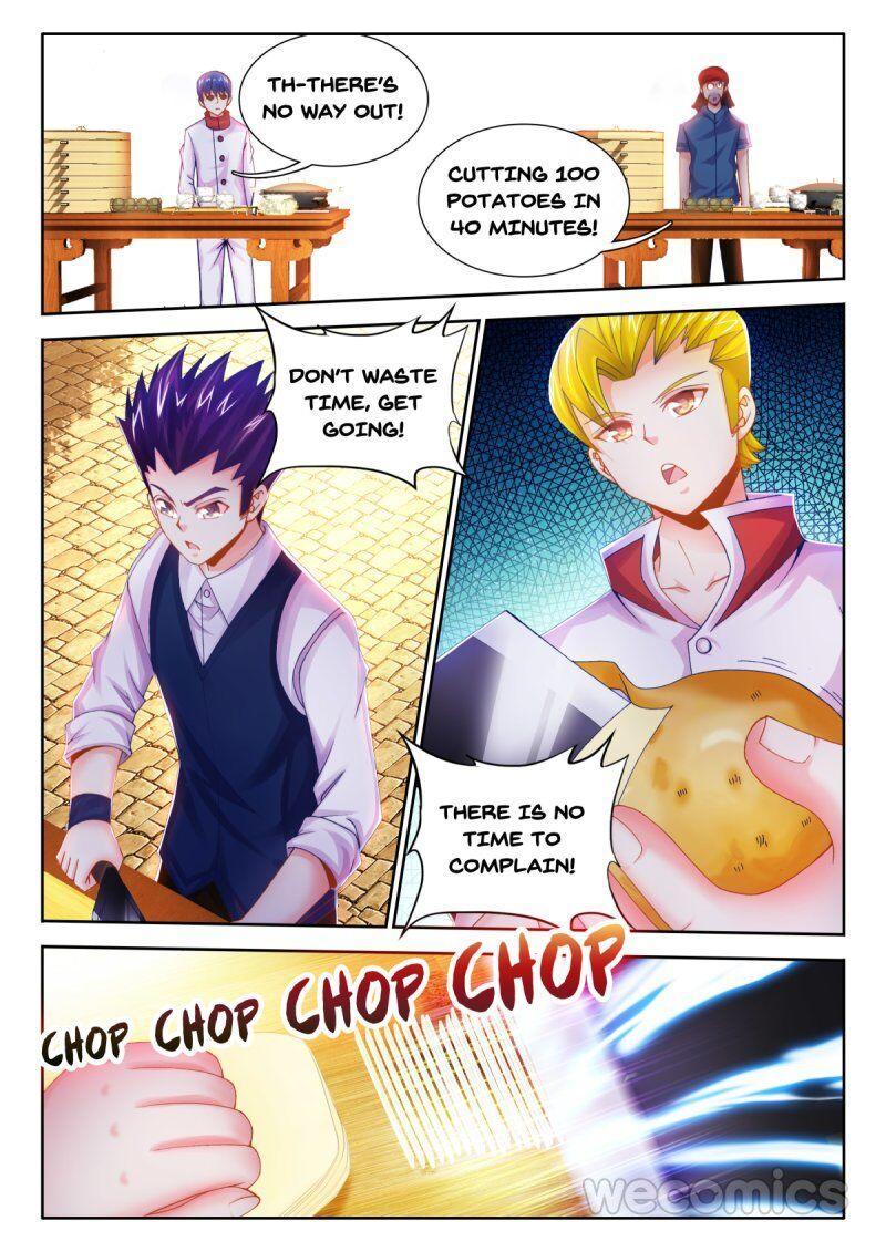 Sexy Food Chapter 11 page 9 - Mangakakalots.com