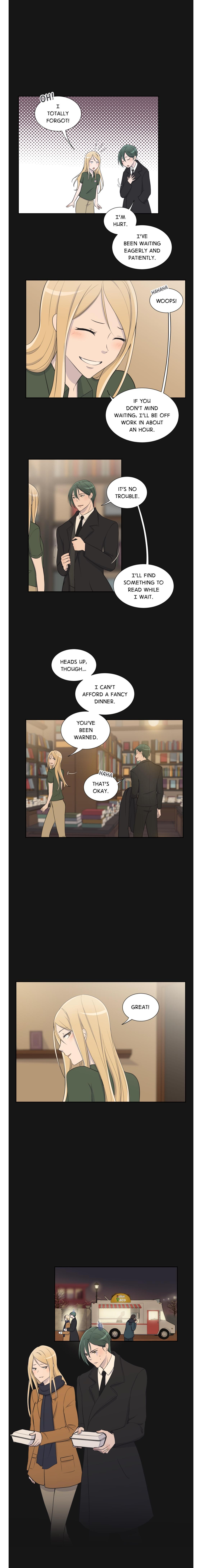 Comedown Machine Chapter 30 page 3 - Mangakakalots.com