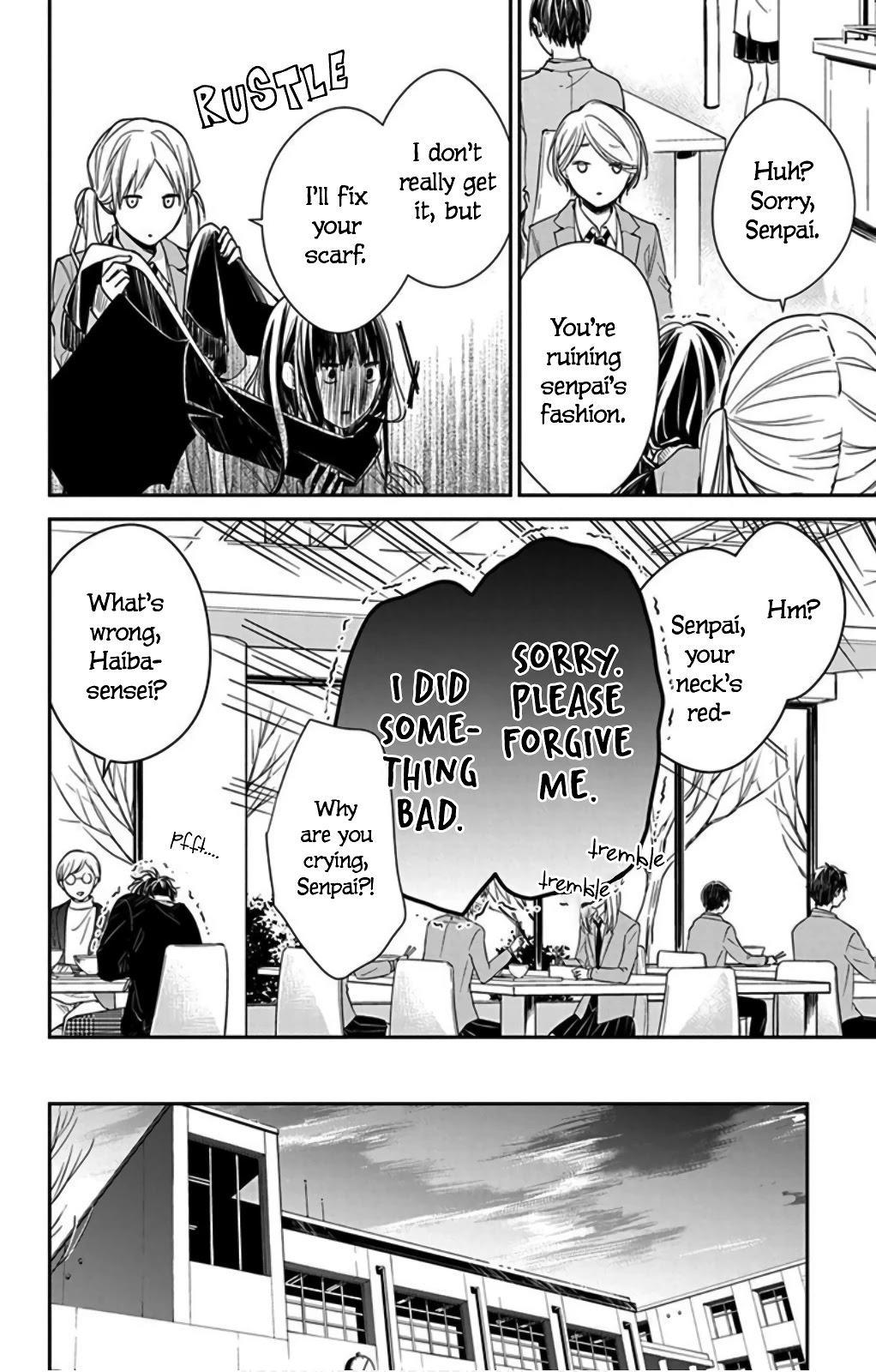Tsuiraku Jk To Haijin Kyoushi Chapter 37 page 18 - Mangakakalots.com