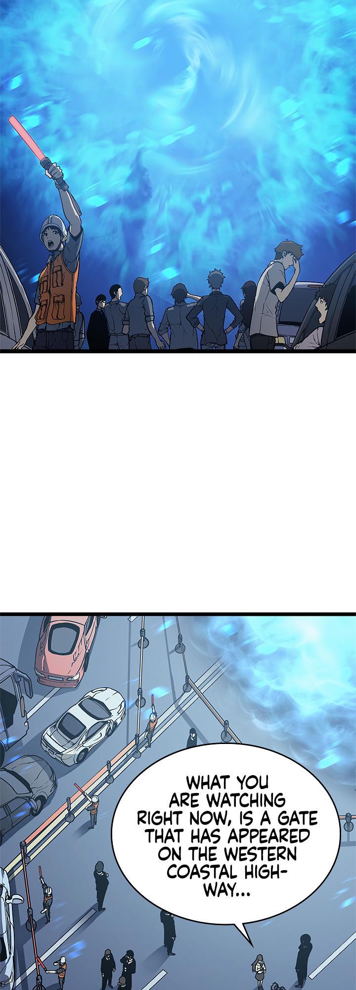 Solo Leveling Chapter 110: Season 1 Finale page 18 - Mangakakalots.com