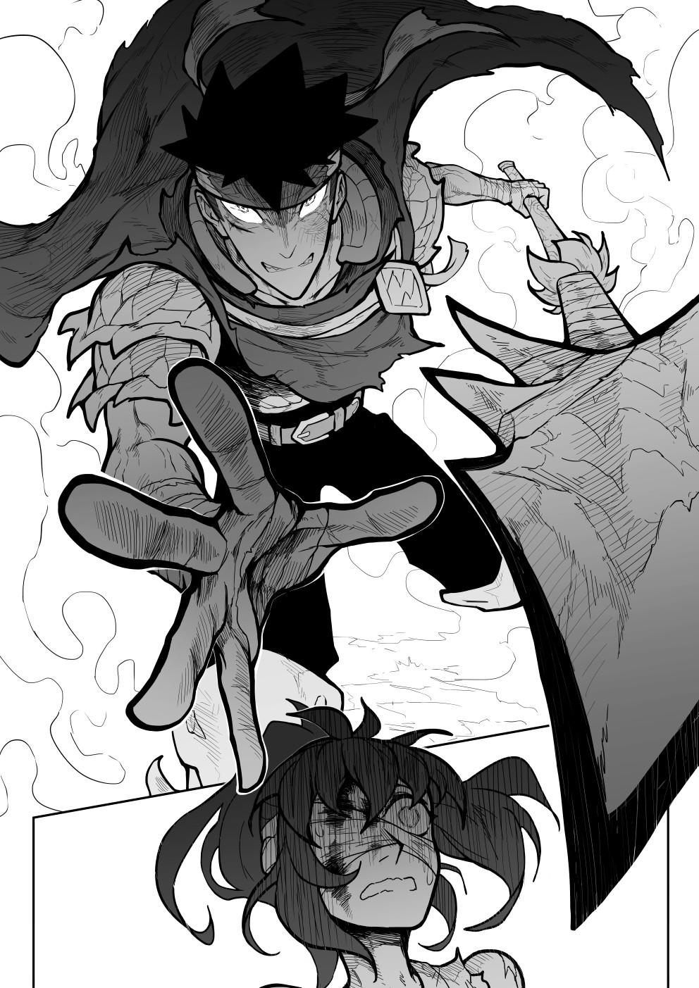 Dragon Claw Vol.1 Chapter 7: Blood And Tears page 12 - Mangakakalots.com