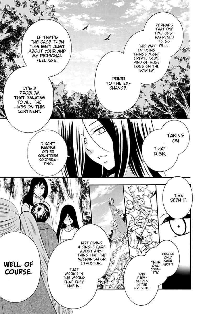 Soredemo Sekai Wa Utsukushii Chapter 142 page 8 - Mangakakalots.com