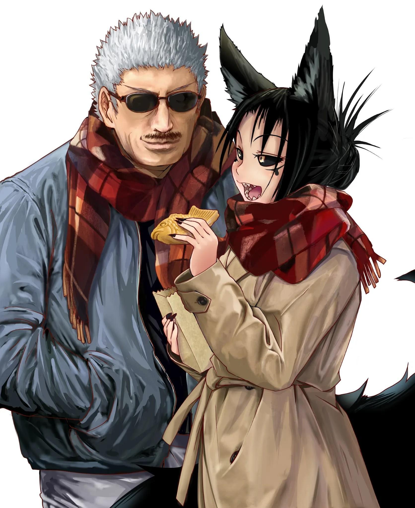 Kitsune Spirit Chapter 113 page 8 - Mangakakalots.com