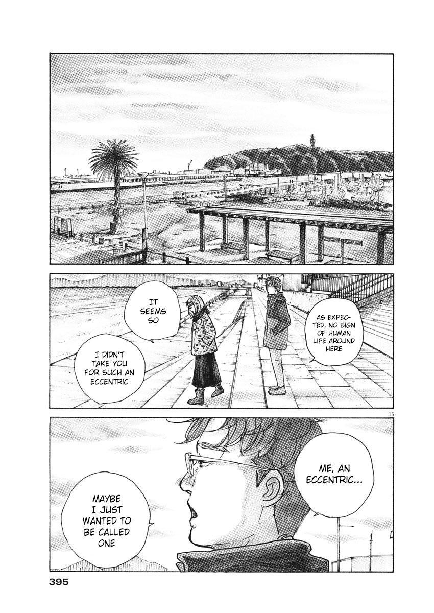 Saturn Return Chapter 9 page 16 - Mangakakalot