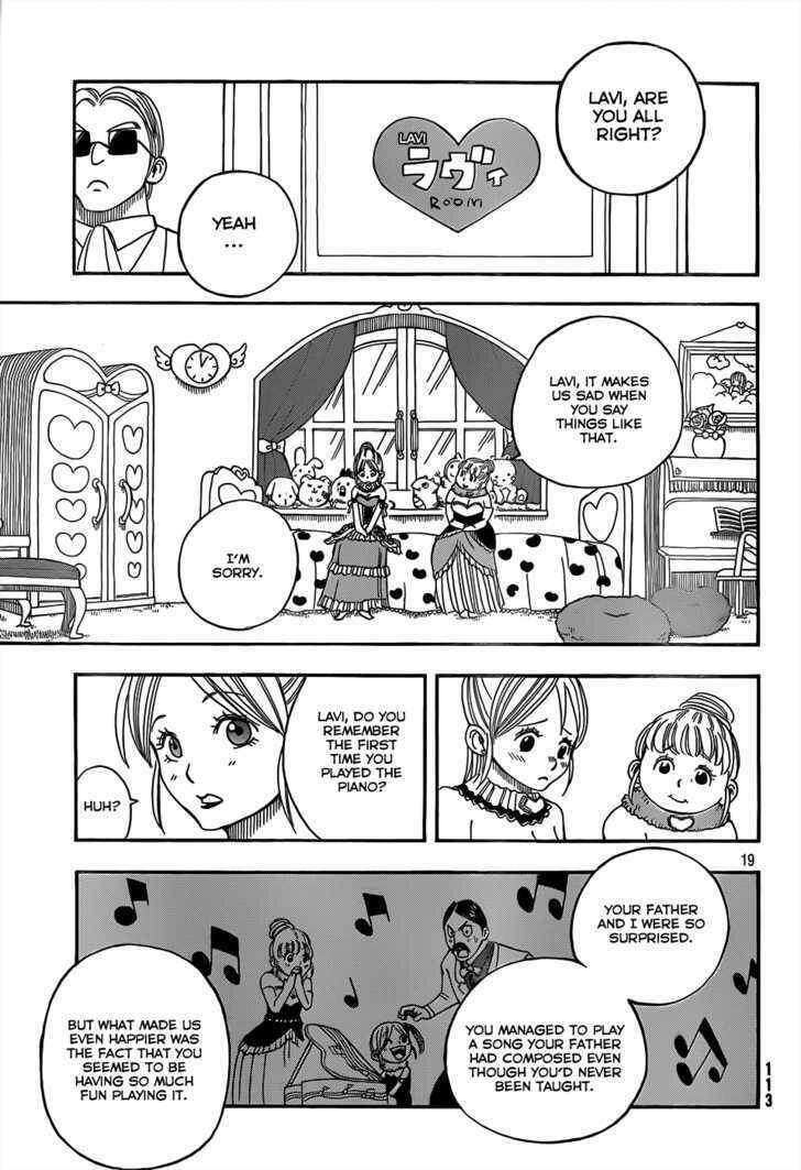 Buster Keel! Vol.2 Chapter 17 : Songbird Dream page 19 - Mangakakalots.com