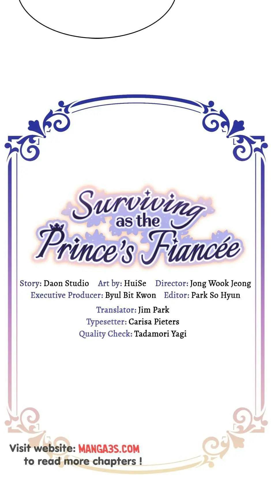 Surviving As The Prince's Fiancée Chapter 21 page 5 - Mangakakalots.com