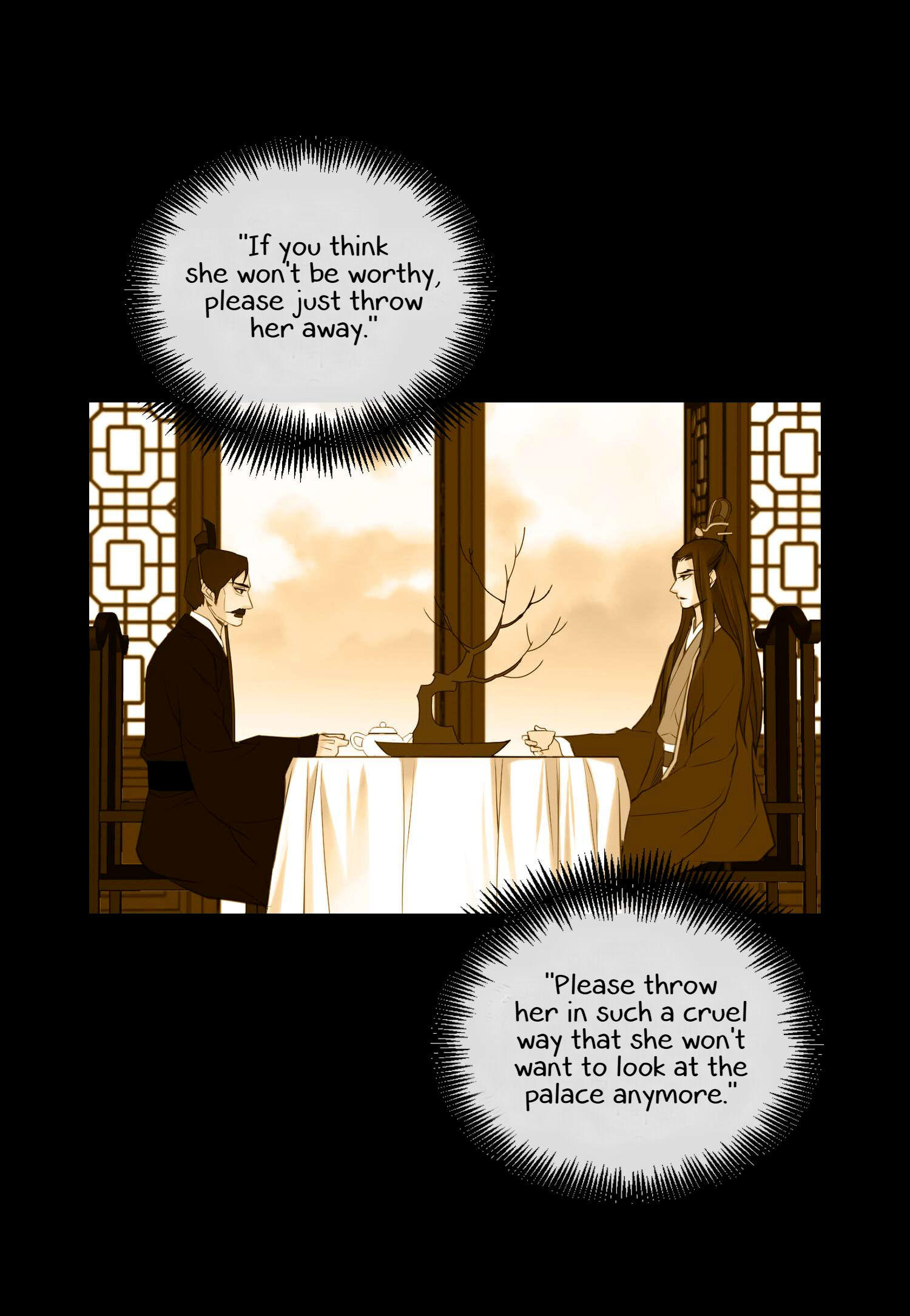 The Wicked Queen Chapter 58 page 38 - Mangakakalots.com