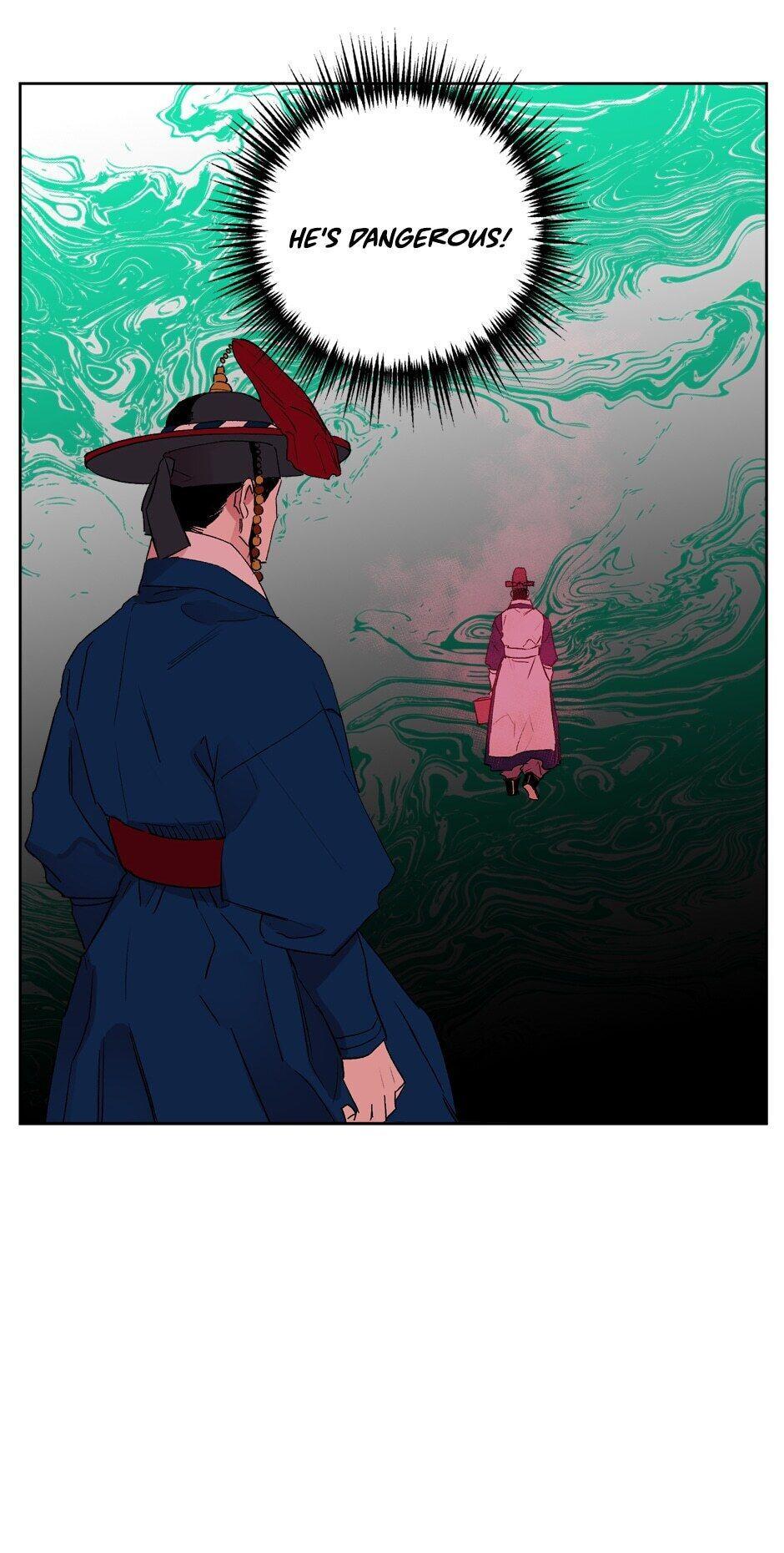 Finally, The Blue Flame Chapter 21 page 36 - Mangakakalots.com