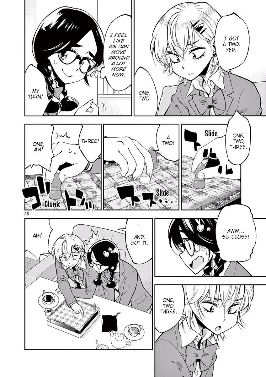 After School Dice Club Vol.8 Chapter 50: The Magic That Binds Us Together page 26 - Mangakakalots.com