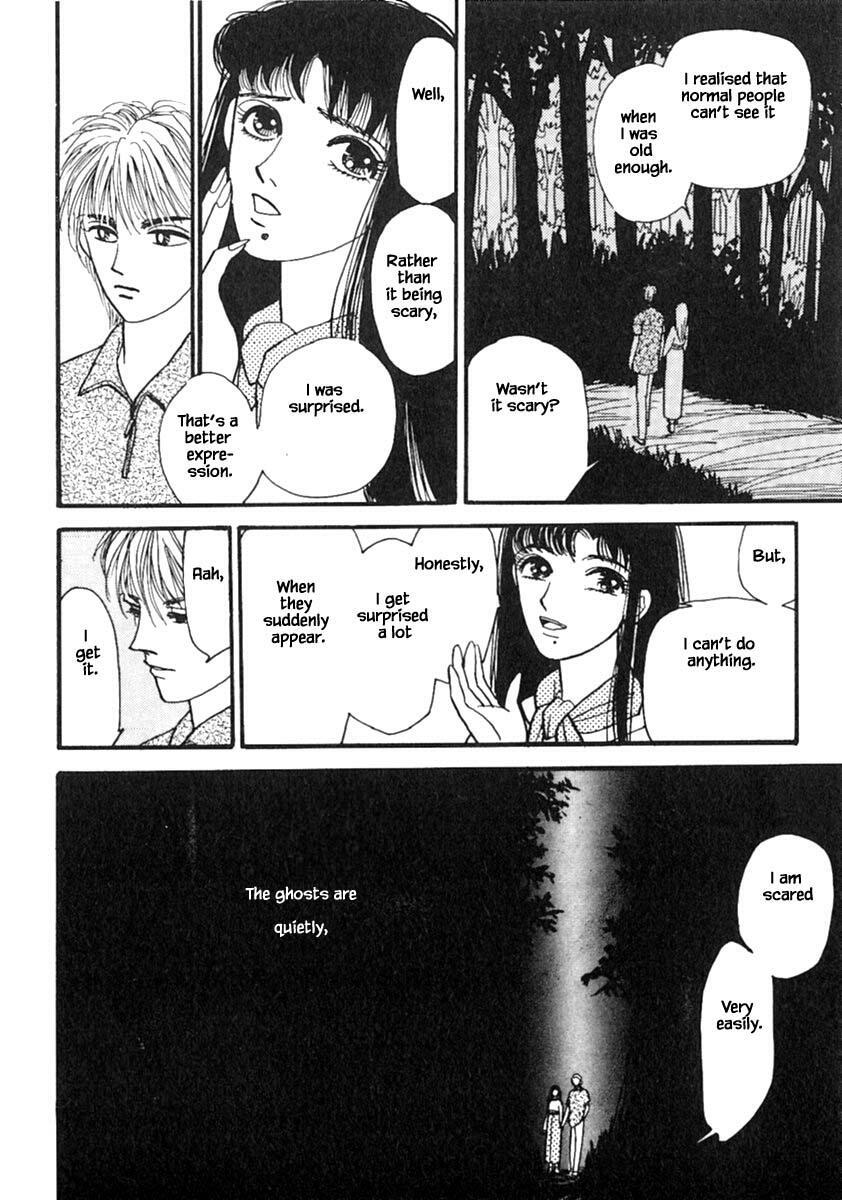 Shi To Kanojo To Boku Chapter 14.2 page 19 - Mangakakalots.com