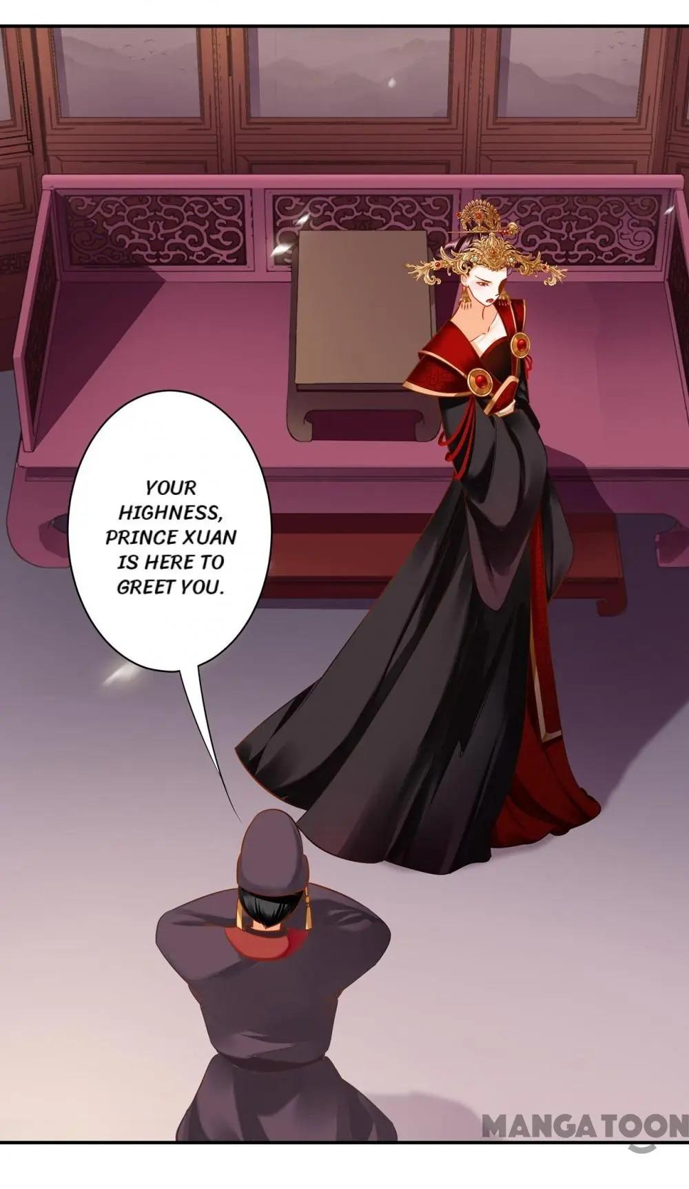 The Princess's Time Travel Chapter 163 page 32 - Mangakakalots.com
