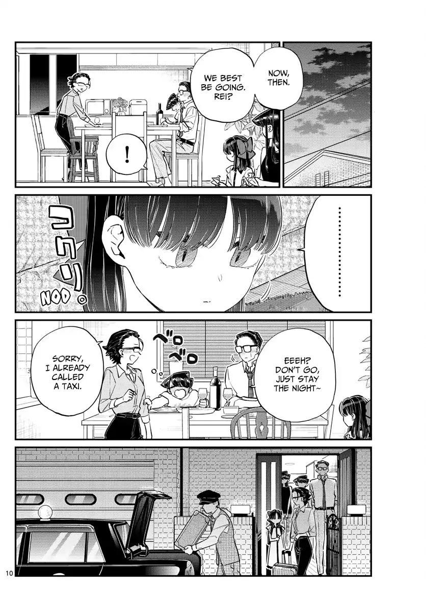 Komi-San Wa Komyushou Desu Vol.13 Chapter 177: Goodbye, Rei-Chan page 10 - Mangakakalot