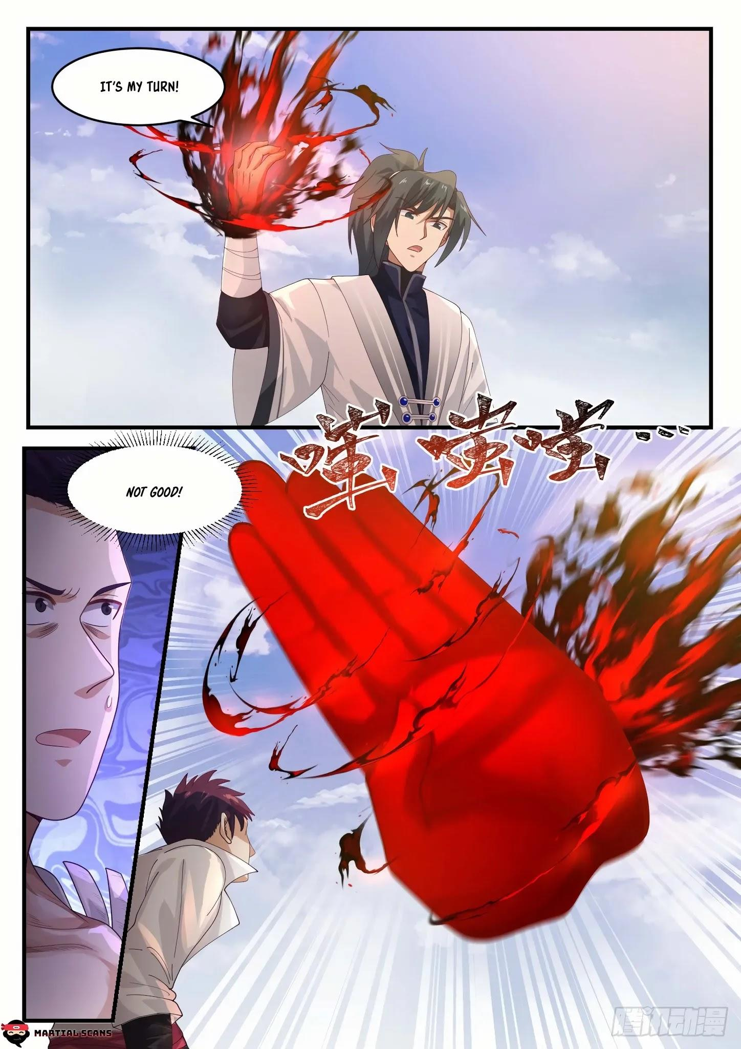 Martial Peak Chapter 1183: Kneel Down page 9 - Mangakakalots.com