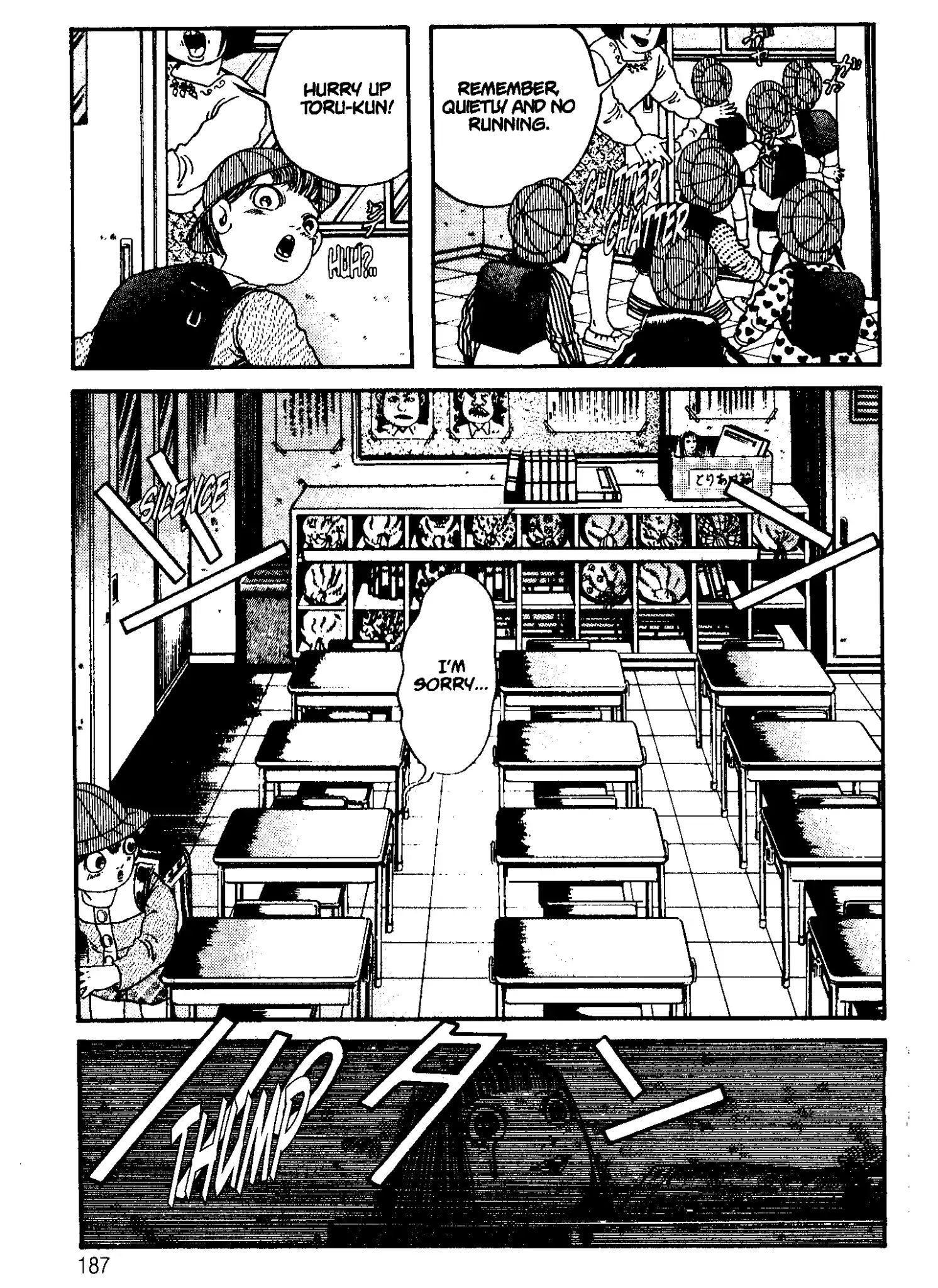 School Zone Vol.1 Chapter 5: Another Reiko-San page 37 - Mangakakalots.com