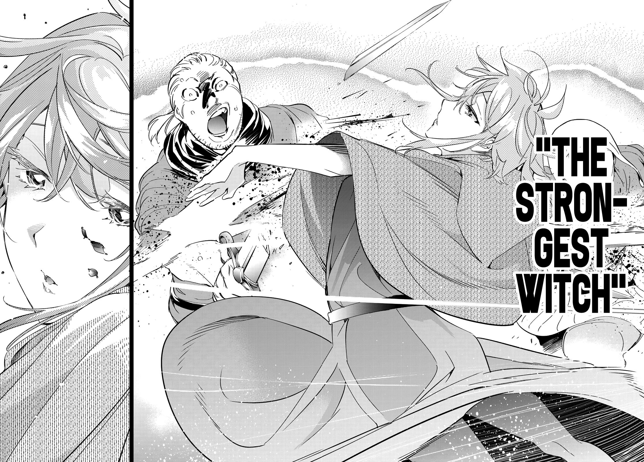 Tricks Dedicated To Witches Chapter 11: The Strongest Witch page 17 - Mangakakalots.com