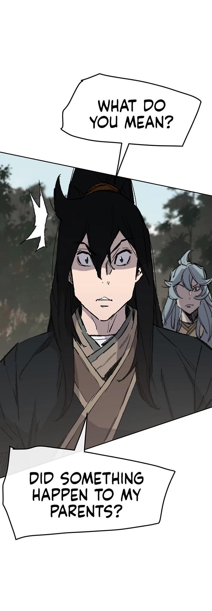 The Undefeatable Swordsman Chapter 74 page 43 - Mangakakalots.com