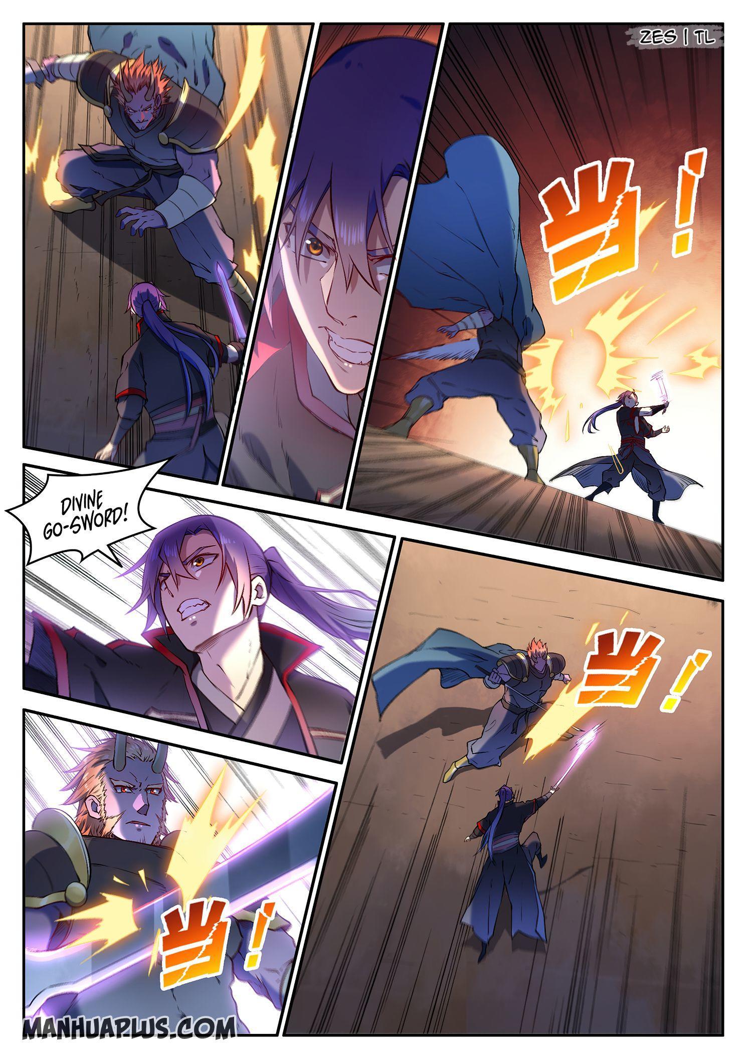 Apotheosis Chapter 635 page 8 - Mangakakalots.com