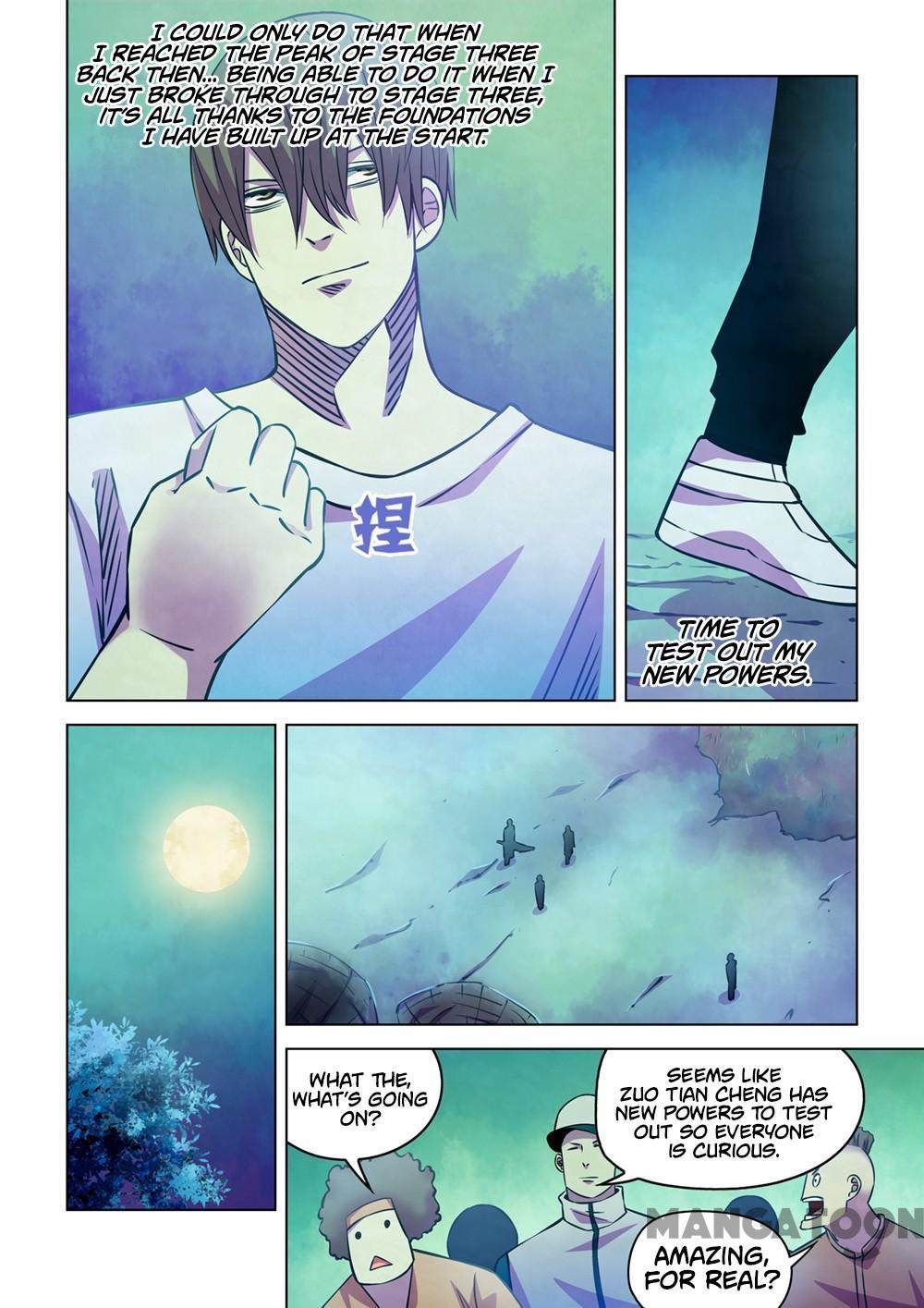 Moshi Fanren Chapter 246 page 9 - Mangakakalots.com