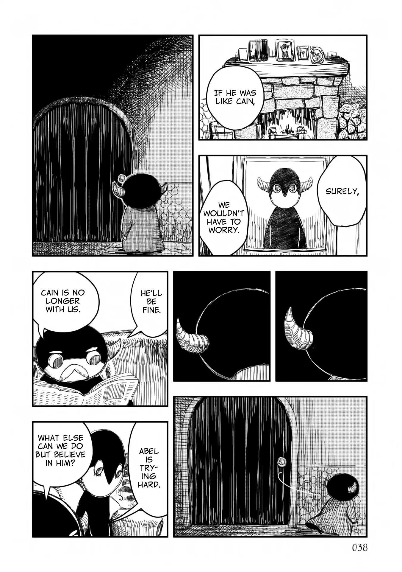 Rojica To Rakkasei Chapter 10: The Sorcerer Abel page 16 - Mangakakalots.com