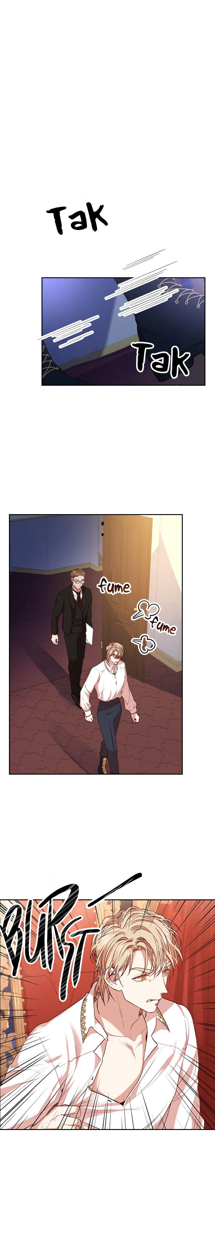 I Became The Tyrant'S Secretary Chapter 24 page 11 - Mangakakalots.com