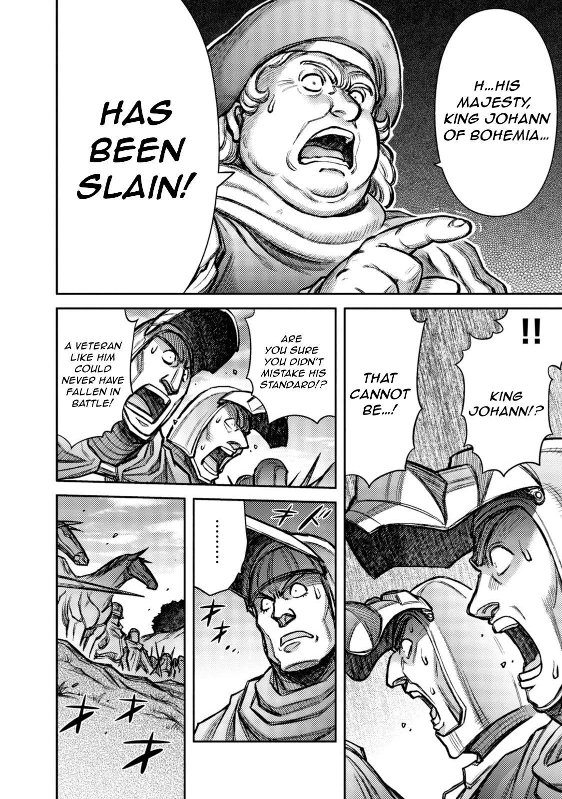 Hawkwood Chapter 45: All-Out Attack page 6 - Mangakakalots.com