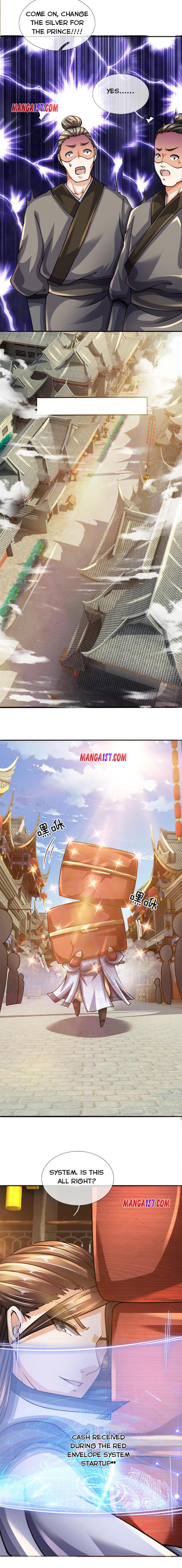 Supreme Red Packet Emperor Chapter 43 page 3 - Mangakakalots.com