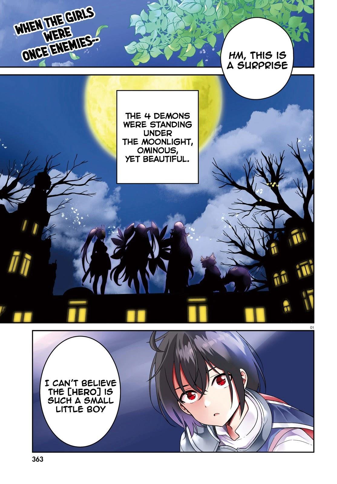Shindou Yuusha To Maid Onee-San Chapter 14 page 2 - Mangakakalots.com