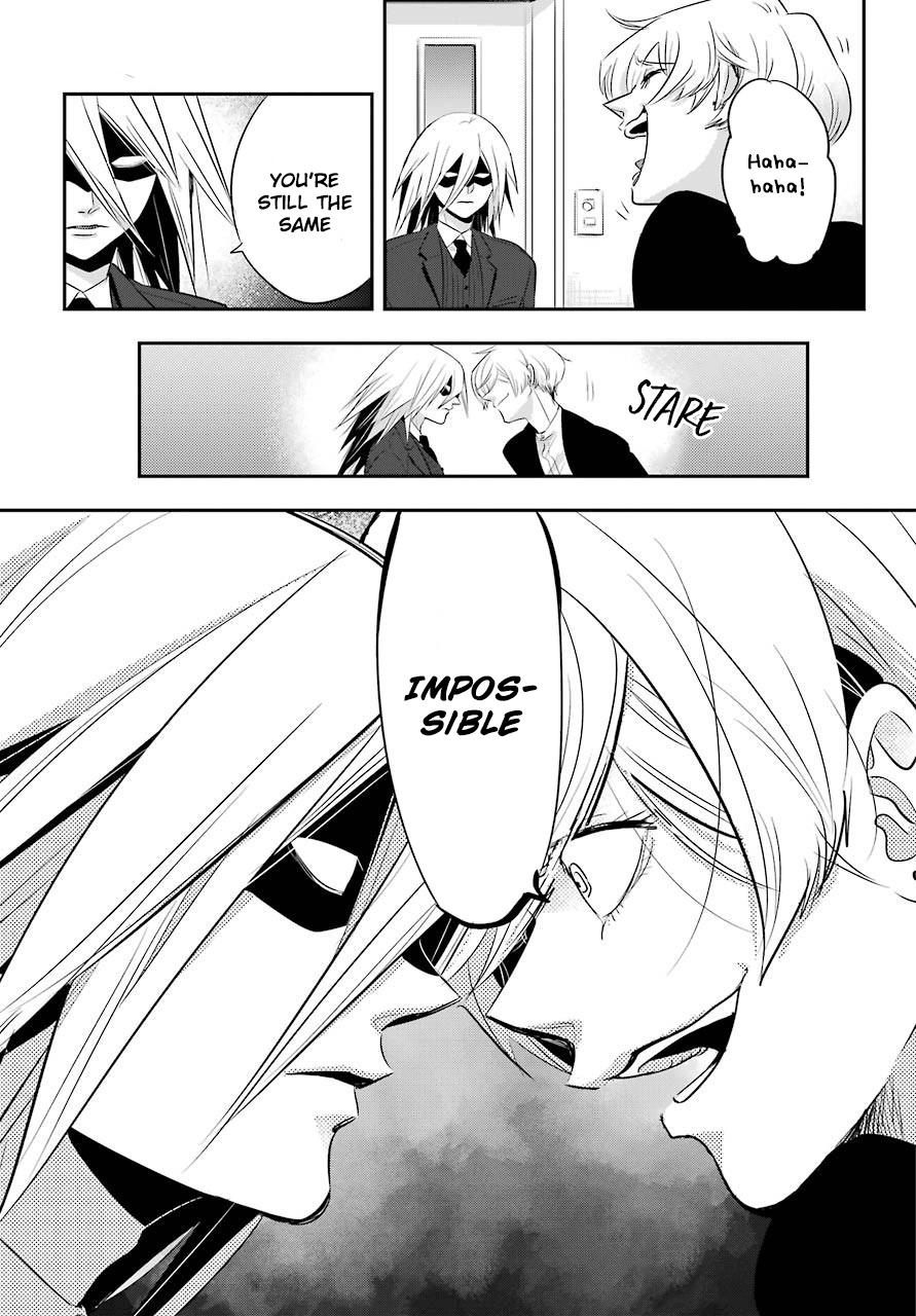 Monstaboo Chapter 9: The Girl And The Secret Of The Student Council (Part 2) page 20 - Mangakakalots.com