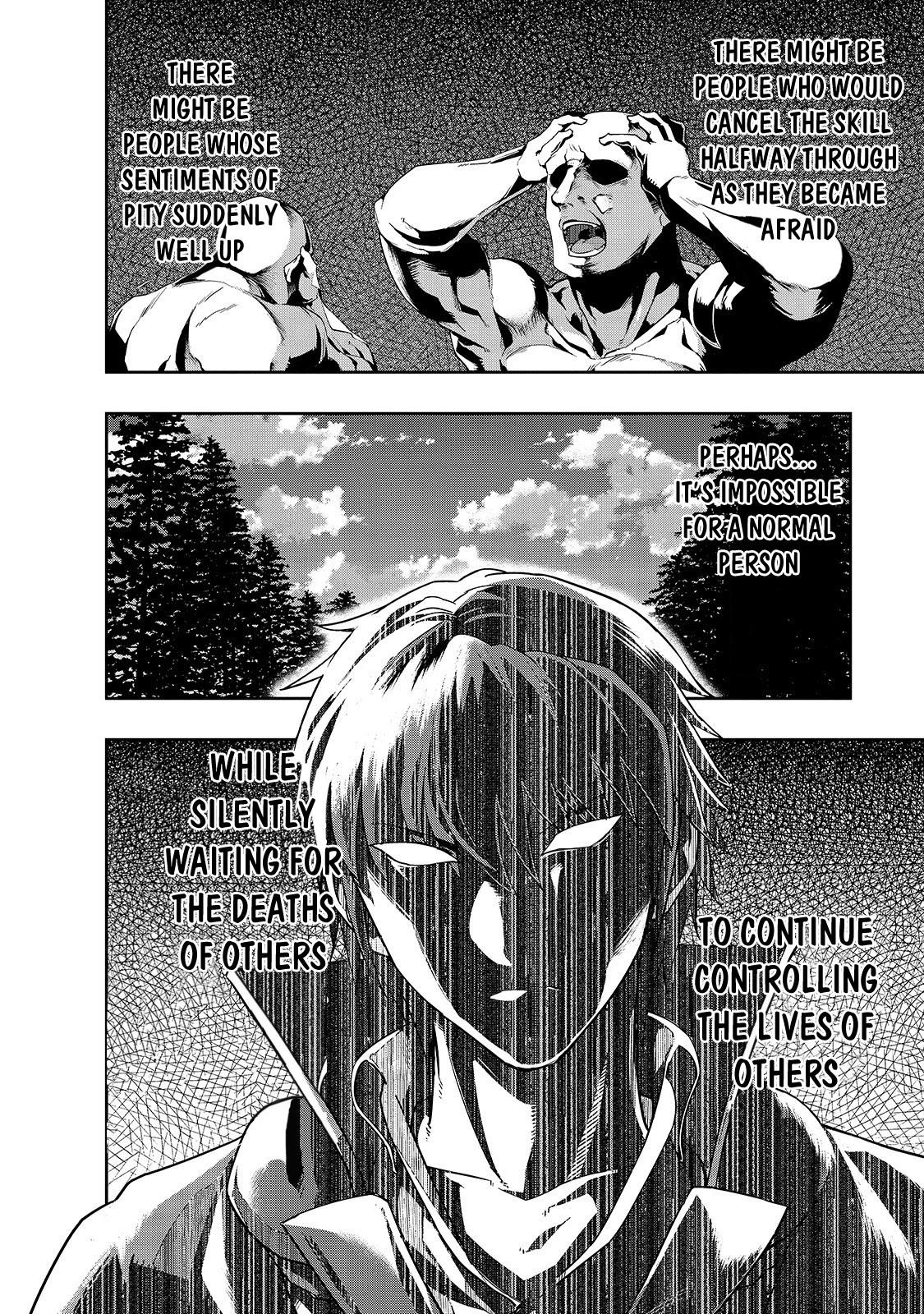 """I Became The Strongest With The Failure Frame """"abnormal State Skill"""" As I Devastated Everything Chapter 20 page 23 - Mangakakalots.com"""