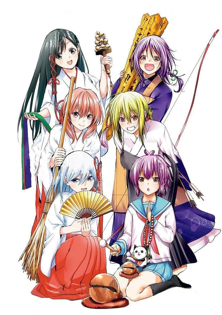Temple Chapter 49.5: Crossover: Matchmaking Of Akagami-Kun page 25 - Mangakakalots.com